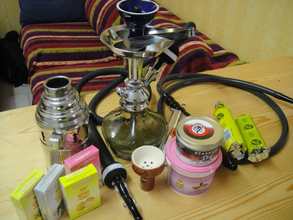 chicha 580x435 Les plaisirs de la chicha