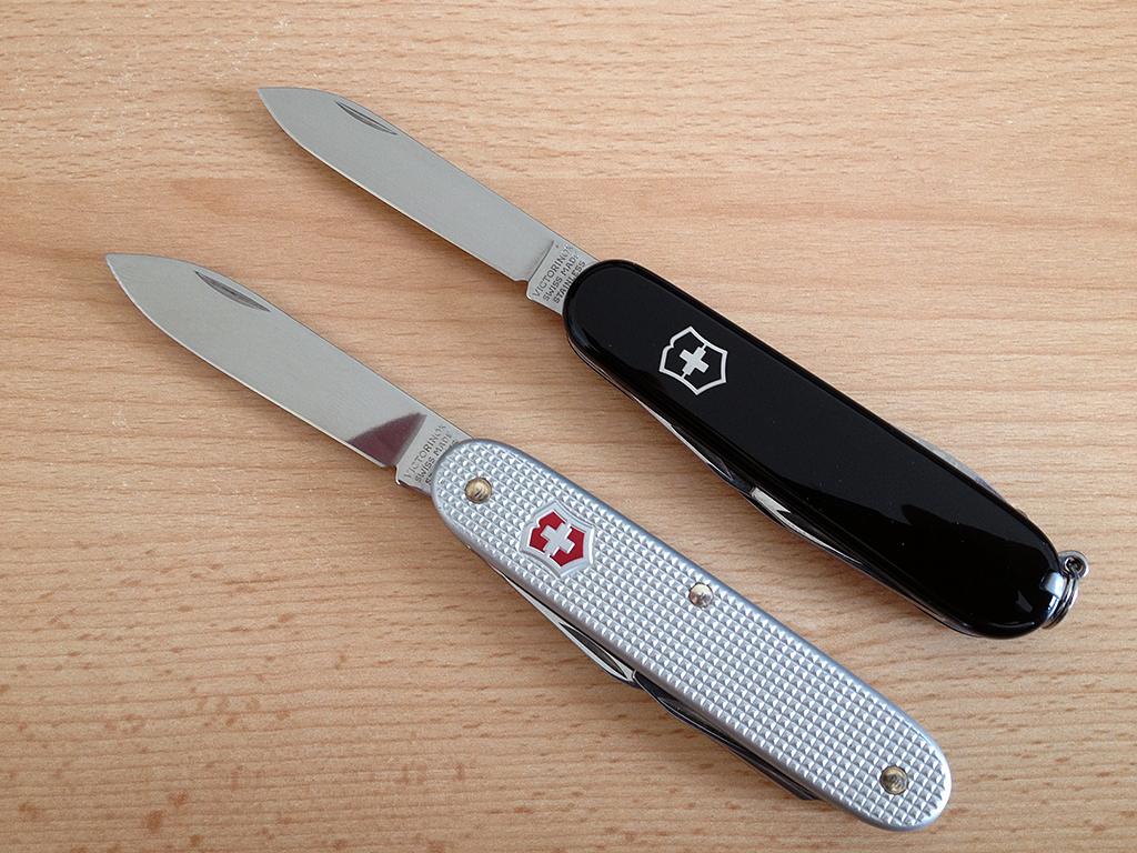 Victorinox Des Couteaux De Poche Par Excellence