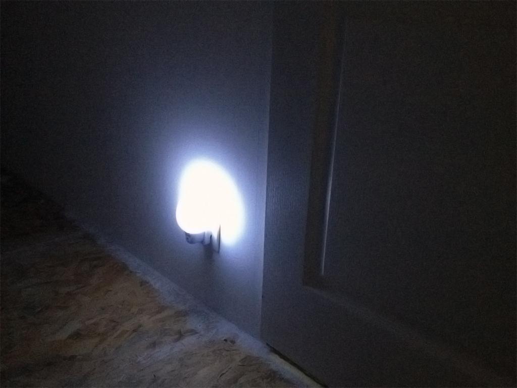 Veilleuse cr pusculaire clairage de la cuisine - Veilleuse chambre ...