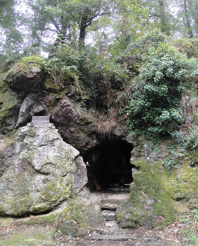 mervent-grotte-pere-montfort