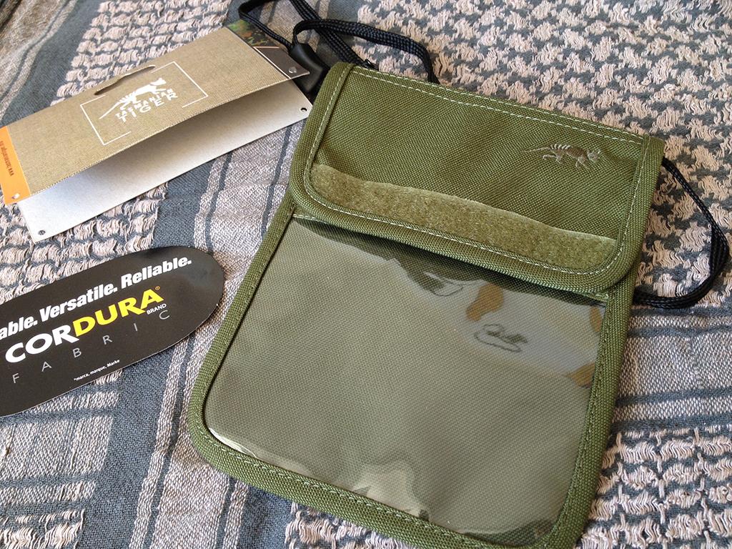 tasmanian-tiger-neck-pouch